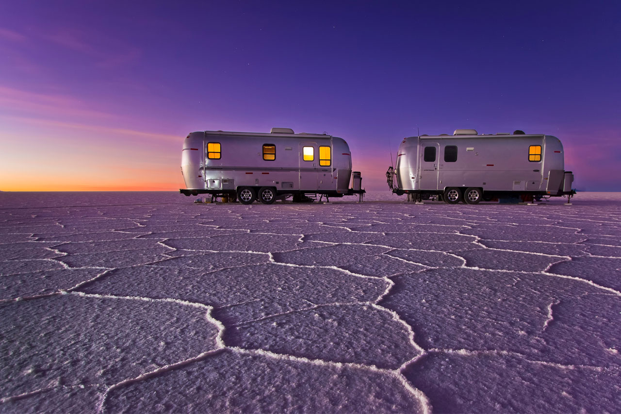 avenger travel trailers